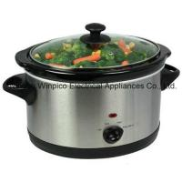 Slow Cooker, 2.9 Qt, 150watts Trade Terms:FOB, CFR, CIF Manufactures