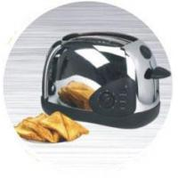 2-Slice Toaster Stainless Steel Housing Manufactures
