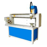 Buy cheap Woodworking cylinder cnc router machine with rotary from wholesalers