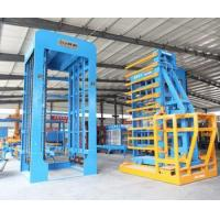 LTT10-15 Full Automatic Brick Making Machine Production Line With Curing Room Manufactures