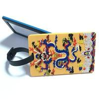 pvc luggage tag Manufactures