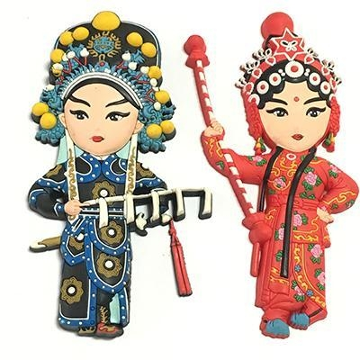 Quality Chinese style fridge magnet for sale