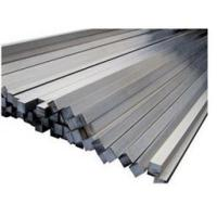 China Square Aluminum Alloy Bar / Rod 6063 5mm - 120mm , 6 X 6mm - 100 X 100mm on sale