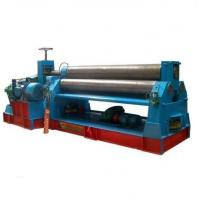 W11 series rolling machine with three rollers Manufactures