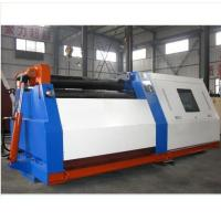 W12 series rolling machine with four rollers Manufactures