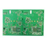 China Multilayer PCB 4 Times Back Drill 2.0mm With Impedance Control PCB on sale
