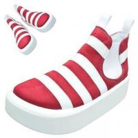 TOKYO BOPPER No.890 / White & Red shoes Manufactures