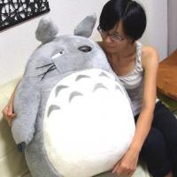 Super-Size Totoro Plush - from My Neighbor Totoro Manufactures