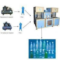 Semi Automatic PET Bottle Making Machine Manufactures