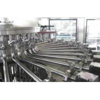 Bottled Water Filling Line Filling Machine RCGF Series Juice Filling Machine Manufactures