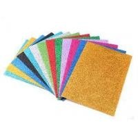 Colorful Glitter Felt Sheet/ Felt Art &Crafts Manufactures