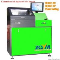 Common rail diesel injector tester with piezo testing support EURO III / EURO IV Manufactures