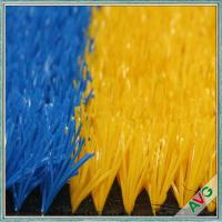 Eco-friendly Synthetic Grass Color Artificial Lawn For Running Track Manufactures