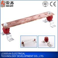 Grounding series Copper ground bus bar Manufactures
