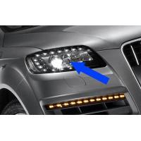 AUDI Q7 4L BI-XENON HEADLIGHTS WITH LEDS (2007-2015) Manufactures