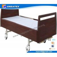 China Hospital Bed Height Adjustable The Sick Home Care Bed , Multi-Purpose Nursing Bed on sale