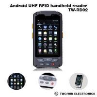 TW-RD02 Android UHF RFID handheld reader Manufactures