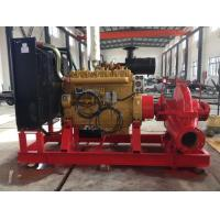 XBC Model Diesel Fire Pump Group Multistage Manufactures