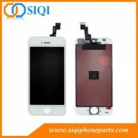 High Quality Tianma LCD Glass For iPhone 5S Screen, For iPhone 5S Display Manufactures