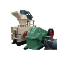 China Lime Briquette Machine Features on sale