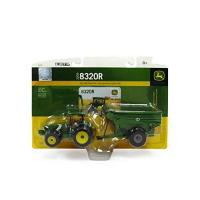 Buy cheap VIEW DETAILS Ertl John Deere 8320R Tractor With J & M Grain Cart, 1:64 Scale from wholesalers