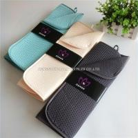 Buy cheap microfiber and sponge complex solid color dish drying mat from wholesalers