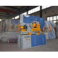 Double-cylinder Ironworker Manufactures