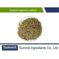 Buy cheap Sophora japonica extract 95% Quercetin,Rutin,Troxerutin,Dihydroquercetin,Dihydroquercetin from wholesalers