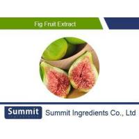 Buy cheap Fig fruit extract10:1 ,leaf ,Ficus carica fruit extract from wholesalers