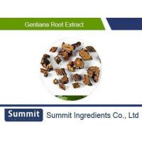 Buy cheap Gentiana root extract 10:1,Gintiana scabra BGE.,Gentian extract,Fructus from wholesalers