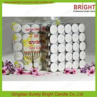 SL- Tea-331 White Tealight Candles Wholesale Manufactures