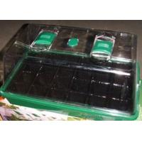 Mini green house with drip tray Manufactures