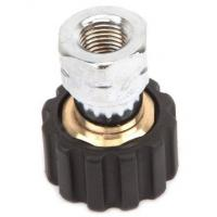 Nozzle Pressure Washer Accessories, Female Screw Coupling, M22F to 1 4-Inch Female NPT Manufactures