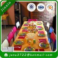 Colorful Nonwoven Cloth Cheap Table Cloth Manufactures