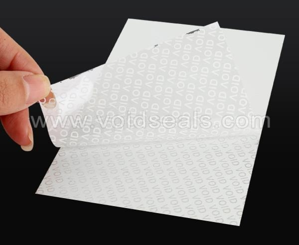 Quality Standard Security Labels for sale