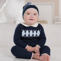 baby hat DB1834 davebella baby knitted hats Manufactures