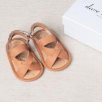 baby shoes DB2392 davebella baby sandal with magic tape Manufactures