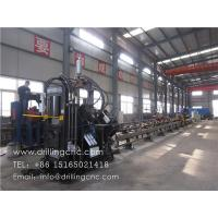 Angle Iron Machines Contact Now JX1412 Angle Iron Processing Machine Manufactures