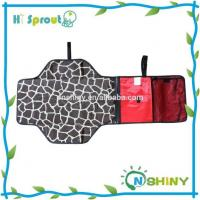 China Baby Travel Changing Mat on sale