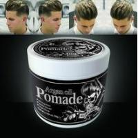 China Professional water based hair styling wax strong holding for men on sale