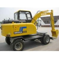 Construction Machinery 5.65-13T Wheel Excavator Manufactures