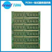 China 8-Layer Memory PCB Prototype / Circuits / Impedance Control PCB on sale