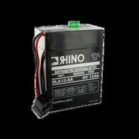 China 6 Volt 12.0 Ah Battery - Rhino SLA12-6A Sealed Lead Acid Rechargeable on sale
