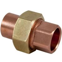 China Rough Plumbing 1/2 Sweat Copper Union on sale
