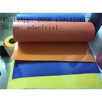 Buy cheap JY Best sell PU vinyl heat transfer digi-cut vinyl roll for term number from wholesalers