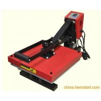 Buy cheap Fat Heat press machine for Pu heat transfer from wholesalers