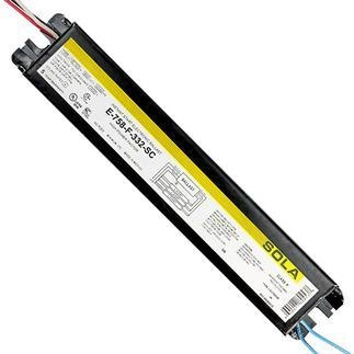 China ELECTRICAL 512085 - 3 LAMP FLUORESCENT BALLAST