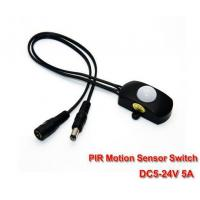 China DC12-24V 5A PIR Motion Sensor Switch wit on sale