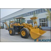 Loader 3000kg Small Construction Front End Loader with 4WD and Hydraulic Transmission Manufactures