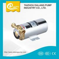 China 90W/120W/180W 3/4 Mini Domestic Pipeline Pressure Booster Pump with Flow Switch on sale